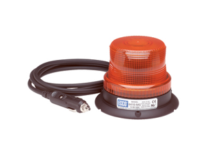 ECCO Amber Magnet Mount Low Profile Strobe 6410A-MG