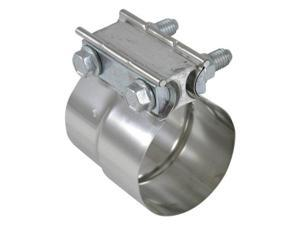 "3.5"" Torctite Stainless Steel Preformed Lap Exhaust Pipe Clamp"