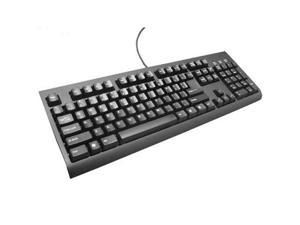 Full Size Alps Mechanical Switch US Keyboard KB-6600BU by DSI - OEM