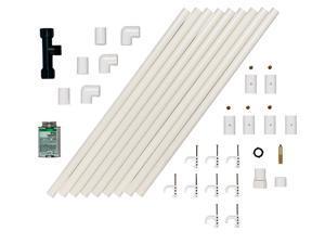 "Orbit Arizona Mist 1/2"" PVC Outdoor Water Cooling Spray Misting System Kit 30430"