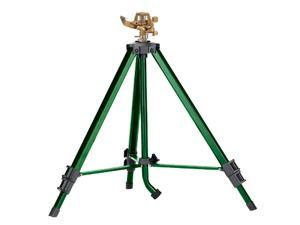 Orbit Lawn Watering Impact Sprinkler on Tripod Base - Yard Sprinklers - 56667N