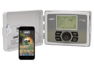 Orbit 57946 B-hyve Indoor/Outdoor 6 Station WiFi Sprinkler System Controlle
