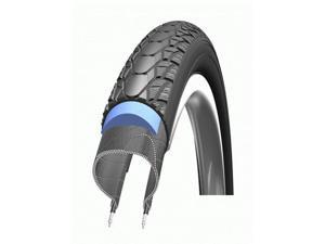Schwalbe Marathon clincher tire wire bead, 700C x 25  black