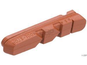 Kool-Stop Dura-Ace/Ultegra Replacement Brake Pad Inserts Salmon