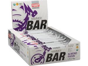 Hammer Bar: Almond Raisin&#59; Box of 12