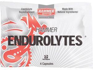 Hammer Endurolytes Sample Pack: 24 Bags of 4 Capsules