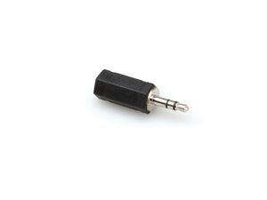 Hosa Technology 2.5 mm TRS to 3.5 mm TRS Adaptor