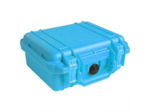 Pelican PC1120FBL Watertight Hard Case with Foam Insert (Blue)