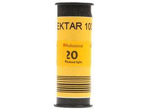 Kodak Professional Ektar 100 120mm Color Negative Film - Single Roll
