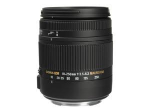Sigma 18-250mm F3.5-6.3 DC Macro OS HSM for Canon EF-S