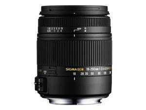 Sigma 18-250mm F3.5-6.3 DC Macro HSM for Sony Alpha Cameras