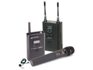 Azden 330ULH UHF On-Camera Handheld & Bodypack System
