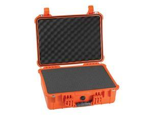 Pelican 1520 Watertight Hard Case with Foam insert - Orange