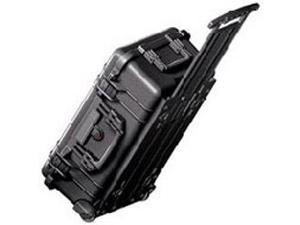 Pelican 1514 Watertight Hard Case Carry On with Dividers (Black)