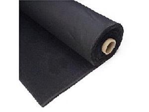 "Mole Richardson PP197 Duvetyne -Black (54"" x 5 yards)"