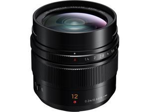 Panasonic Leica DG Summilux 12mm f/1.4 ASPH. Lens