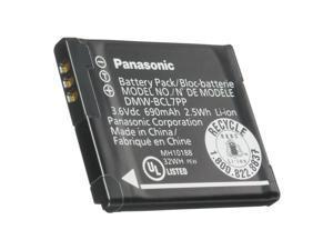 Panasonic DMW-BCL7 Lithium-Ion Battery Pack (3.6V, 690mAh)