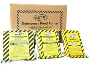 Mayday Industries 3600 Calorie Food Ration Bar Case of 20