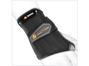Shock Doctor Wrist Sleeve-Wrap Support-Left-Small