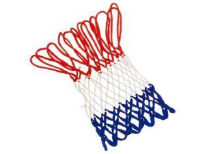 Spalding All Weather Basketball Net - Red/White/Blue