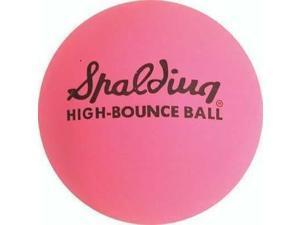 Spalding High Bounce Ball - Pink