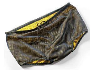 FINIS Reversible Drag Suit - Large - Navy/Yellow