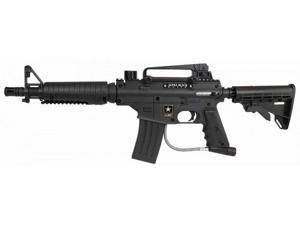 Tippmann U.S. Army Alpha Black Elite E-Grip Paintball Marker Gun