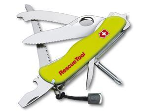 Victorinox Swiss Army Rescue Tool with Pouch - Yellow