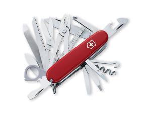 Victorinox Swiss Army SwissChamp Pocket Knife - Red