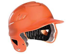 Rawlings Coolflo High Impact Batting Helmet - Metallic Orange