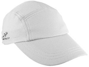 Headsweats Performance Race Running/Outdoor Sports Hat - White