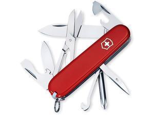 Victorinox Swiss Army Super Tinker Pocket Knife - Red