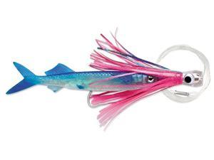 Williamson Live Ballyhoo Combo 10 Fishing Lure - Hot Pink/Blue