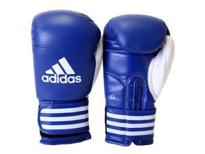 Adidas Ultima Competition Boxing Gloves - 16 oz - Blue/White