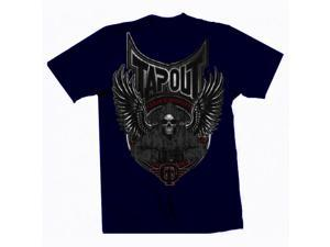 Tapout Punchy T-Shirt - Small - Navy