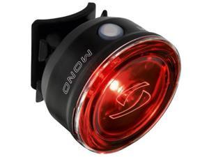 Sigma Mono Rechargeable LED Bicycle Tail Light - Black