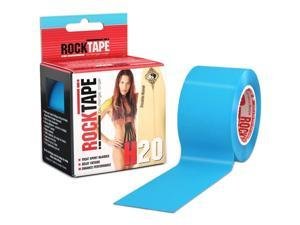 "RockTape 2"" H2O Active Recovery Kinesiology Tape - Electric Blue"