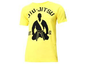 Tapout Sensai T-Shirt - Small - Yellow