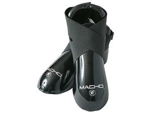 Macho Dyna Kick Sparring Shoes - 2XL - Black