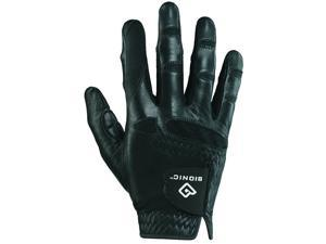 Bionic Men's Cadet StableGrip Natural Fit Left Hand Golf Glove - M/L - Black