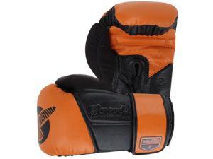 Hayabusa 14 oz Tokushu Regenesis Boxing Gloves - Orange