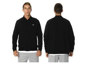 RVCA VA Sport Highlights Varsity Jacket - Large - Black