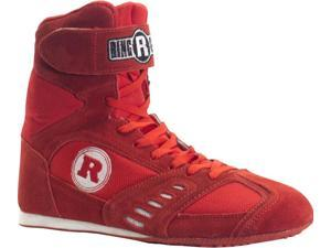 Ringside Power Boxing Shoes - Size: 10 - Red