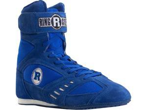 Ringside Power Boxing Shoes - 12 - Blue