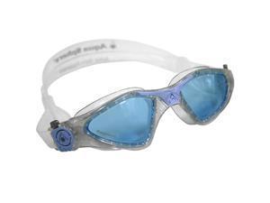 Aqua Sphere Kayenne Lady Swim Goggles, Blue Lens