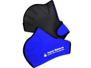 Swimmers Fitness Glove from Aqua Sphere with Velcro Closure  - Large