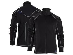 Jaco Training Performance Track Jacket-Black-Medium