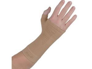 OrthoSleeve WS6 Compression Wrist Sleeve - Small - Natural