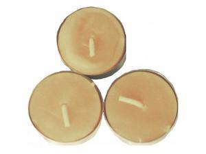 Beeswax Tea Light Candles 3 Pk - A-CAN3PK-B