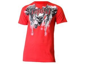 Tapout Scary Dream T-Shirt - Small - Red